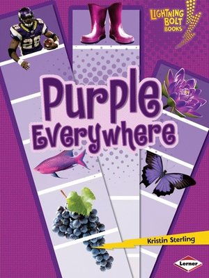 cover image of Purple Everywhere