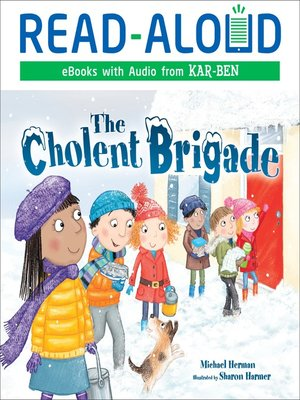 cover image of The Cholent Brigade
