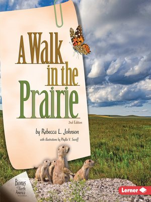cover image of A Walk in the Prairie