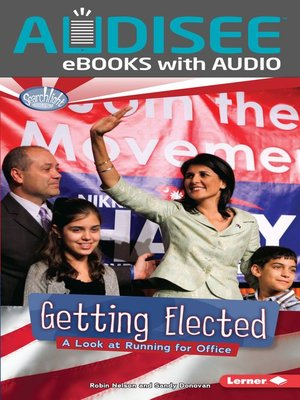 cover image of Getting Elected