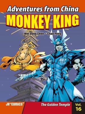 cover image of Monkey King, Volume 16