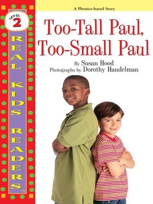 cover image of Too-Tall Paul, Too-Small Paul