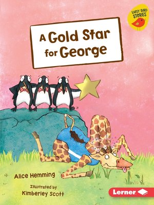 cover image of A Gold Star for George
