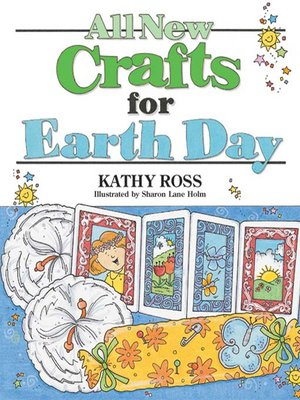 cover image of All New Crafts for Earth Day