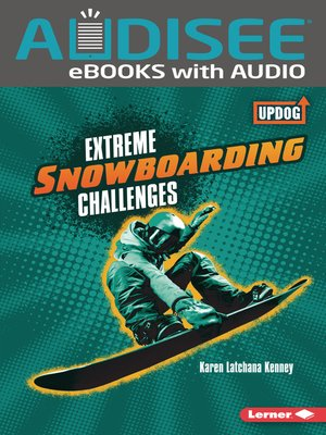 cover image of Extreme Snowboarding Challenges