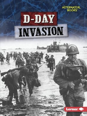 cover image of D-Day Invasion