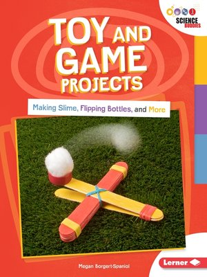cover image of Toy and Game Projects