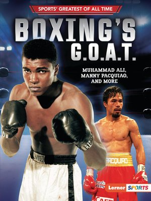 cover image of Boxing's G.O.A.T.