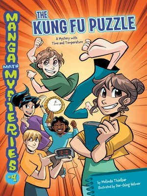 cover image of The Kung Fu Puzzle
