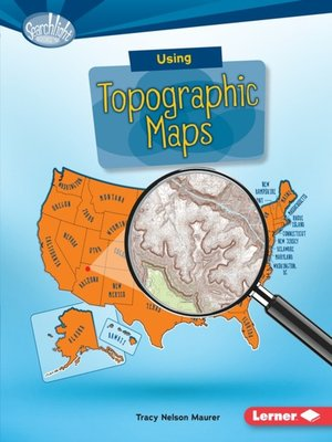 cover image of Using Topographic Maps