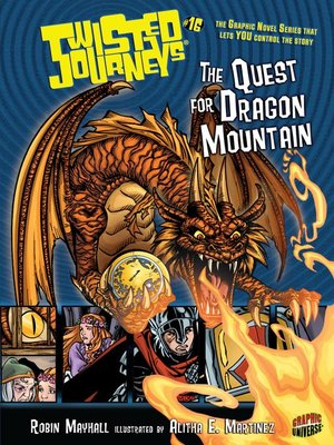 cover image of The Quest for Dragon Mountain