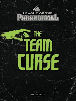 cover image of The Team Curse