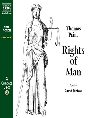 cover image of Rights of Man