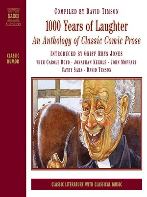 cover image of 1,000 Years of Laughter