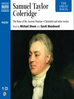 cover image of The Great Poets--Samuel Taylor Coleridge