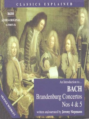 cover image of An Introduction to... BACH