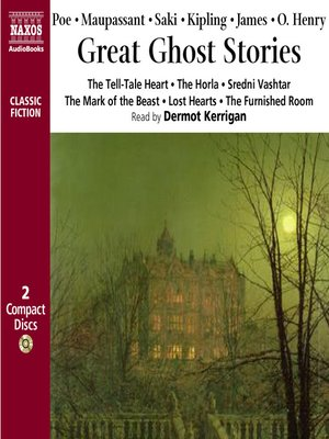 cover image of Great Ghost Stories