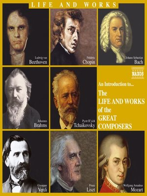 cover image of An Introduction to... the Life and Works of the Great Composers