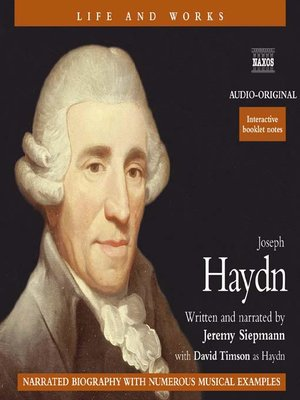 cover image of Joseph Haydn