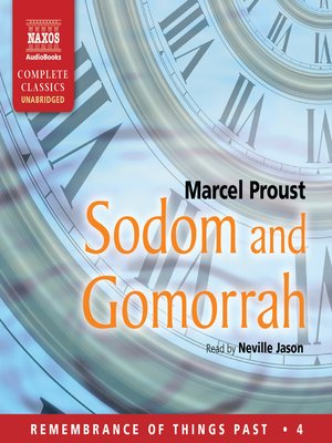 cover image of Sodom and Gomorrah