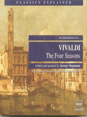 cover image of An Introduction to... VIVALDI