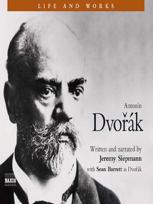 cover image of Antonín Dvorák