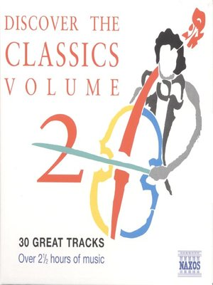 cover image of Discover the Classics, Volume 2