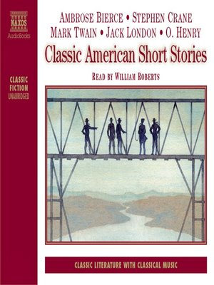 cover image of Classic American Short Stories