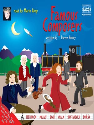 cover image of Famous Composers