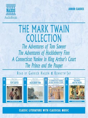 cover image of The Mark Twain Collection