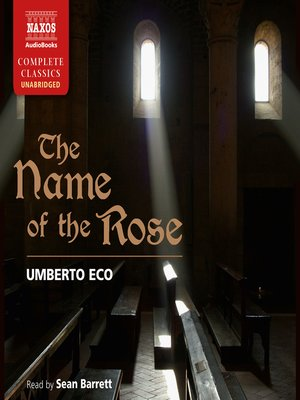 cover image of The Name of the Rose