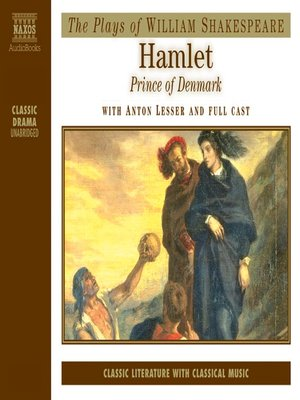 cover image of Hamlet Prince of Denmark