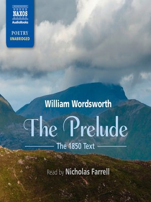 cover image of The Prelude