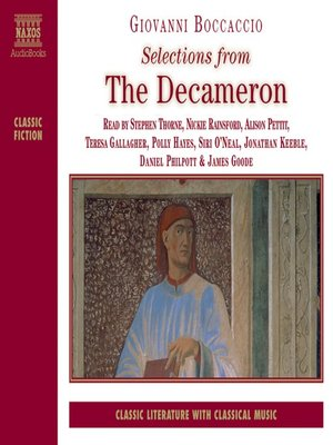 cover image of Selections from the Decameron
