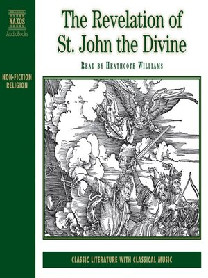 cover image of The Revelation of St. John the Divine