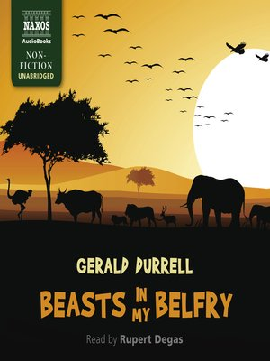 cover image of Beasts in My Belfry