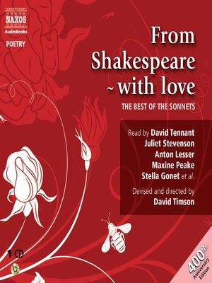 cover image of From Shakespeare - With Love