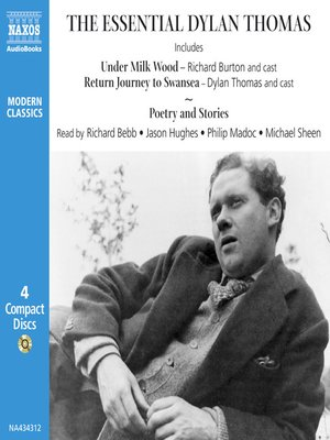 cover image of The Essential Dylan Thomas