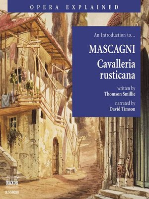 cover image of An Introduction to... MASCAGNI