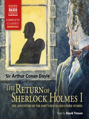 cover image of The Return of Sherlock Holmes, Volume 1
