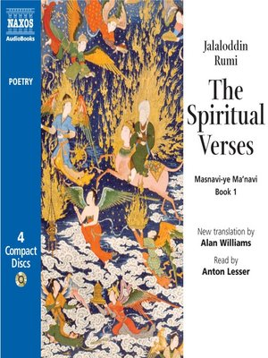 cover image of The Spiritual Verses