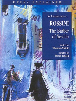 cover image of An Introduction to... ROSSINI