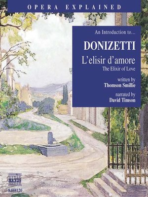 cover image of An Introduction to... DONIZETTI