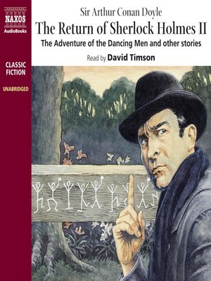 cover image of The Return of Sherlock Holmes, Volume 2
