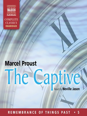 cover image of The Captive