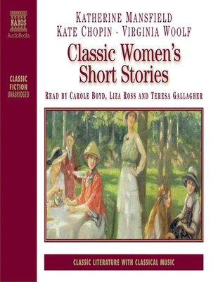 cover image of Classic Women's Short Stories