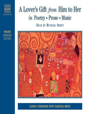 cover image of A Lover's Gift from Him to Her in Poetry, Prose, Music