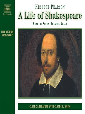 cover image of A Life of Shakespeare
