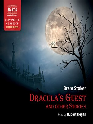 cover image of Dracula's Guest and Other Stories