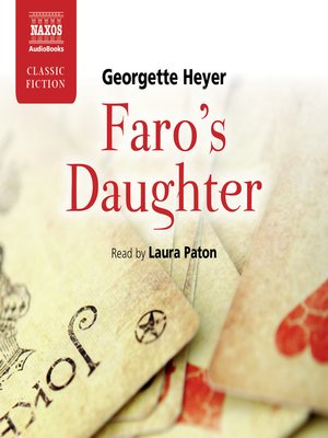 cover image of Faro's Daughter